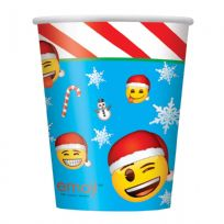 Emoji Christmas Paper Cups (8)